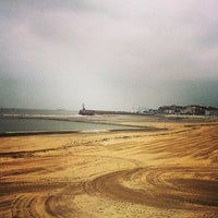 Photo taken at Margate Beach by John S. on 5/22/2013