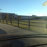 Photo taken at Woodmont High School by Teddy L. on 10/11/2013