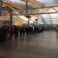 Photo taken at RDU - Terminal 2 by Darren R. on 10/14/2013