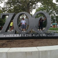 Photo taken at Philadelphia Zoo by Trena D. on 8/10/2013