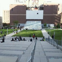 Photo taken at John Jay College - New Building by Chad E. on 9/19/2012