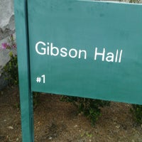 Photo taken at Gibson Hall - Tulane University by Freemon A. on 3/4/2013