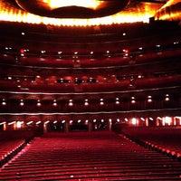 Photo taken at Metropolitan Opera by Julie W. on 6/7/2013