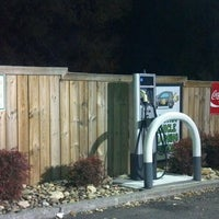 Photo taken at Shell by Aaron B. on 11/18/2012