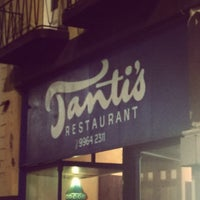 Photo taken at Tanti's Restaurant by Andrew F. on 4/26/2014