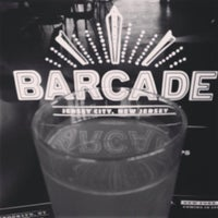 Photo taken at Barcade by John K. on 6/30/2013