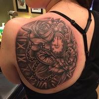 Photo taken at Kane Pa by Bob Price Tattoo Artist T. on 1/13/2016