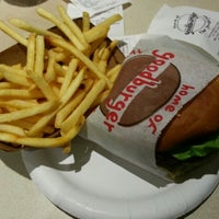 Photo taken at goodburger by Margeaux M. on 1/21/2013