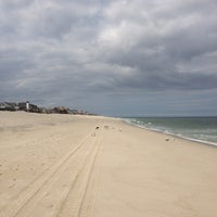 Photo taken at Mantoloking Beach by Danielle G. on 8/8/2013