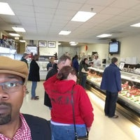 Photo taken at Springfield Butcher by Abraham W. on 3/14/2015