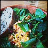Photo taken at sweetgreen by Jacquelyn on 2/1/2013