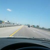 Photo taken at I- 290 & I-90 Interchange by Ashley on 5/13/2013