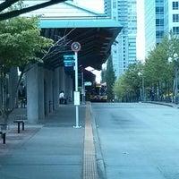 Photo taken at Bellevue Transit Center by Mihir C. on 8/3/2013