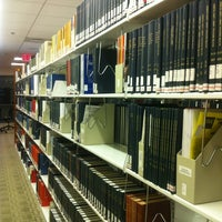 Photo taken at Beatley Library, Simmons College by Totsaporn I. on 1/17/2013
