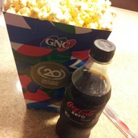 Photo taken at GNC Cinemas by Cláudio E. on 9/16/2012