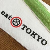 Photo taken at eat TOKYO by Nureen H. on 4/3/2016