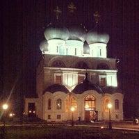 Снимок сделан в Успенский Трифонов монастырь пользователем Dmitrii R. 5/4/2013