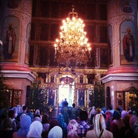 Снимок сделан в Успенский Трифонов монастырь пользователем Dmitrii R. 6/23/2013