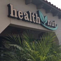 Photo taken at Health Nut by -M. O. on 1/14/2016