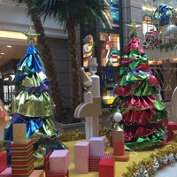 Photo taken at Central Plaza by Dietmar on 12/24/2014