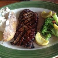 Photo taken at Applebee's by Suzy on 11/9/2012