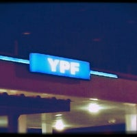 Photo taken at YPF by Santiago V. on 7/8/2013