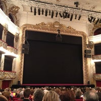 Photo taken at Teatre Tívoli by Marc Pm on 2/2/2013
