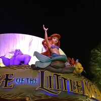 Photo taken at Voyage of The Little Mermaid by Ashley B. on 11/13/2012
