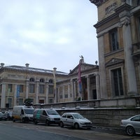 Photo taken at The Ashmolean Museum by Emre on 1/21/2013