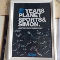 Photo taken at Planet Sports Headquarter by Simon B. on 8/22/2014