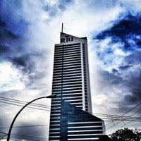 Photo taken at Hotel RIU Plaza by Sam on 9/29/2012