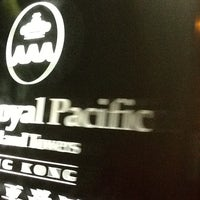 Photo taken at The Royal Pacific Hotel and Towers by Ken Financial_Educators I. on 4/8/2013
