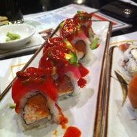 Photo taken at Sushiya by Alena on 12/21/2012
