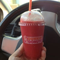 Photo taken at Dunkin Donuts by Barrie on 7/18/2013
