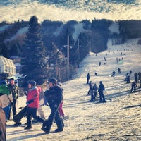 Photo taken at Camelback Mountain Resort by Christie G. on 1/20/2013