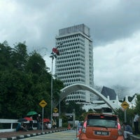 Photo taken at Parliament of Malaysia by Arikrishnan S. on 9/26/2012