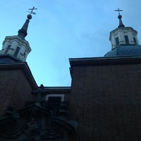 Photo taken at Iglesia de San Nicolás de los Servitas by Eugenio on 3/28/2013