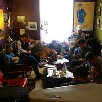 Photo taken at Buzz Cafe by Chris V. on 3/2/2013
