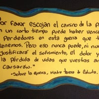 Photo taken at Colegio Gregorio Hernández by Anabelle on 9/6/2013