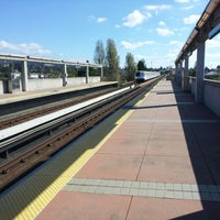 Photo taken at El Cerrito Plaza BART Station by Kayla S. on 10/25/2012