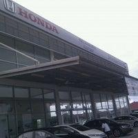 Photo taken at Honda Service Centre by Emmeth S. on 12/29/2011