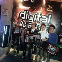 Photo taken at Mist Club by DJ Bernard Lee on 12/7/2012