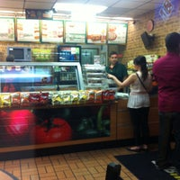 Photo taken at SUBWAY by Falen A. on 5/13/2013