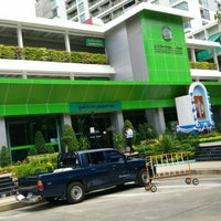 Photo taken at Phaya Thai District Office by Naii A. on 8/4/2015