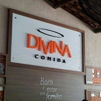 Photo taken at Divina Comida by Izaque S. on 2/26/2013