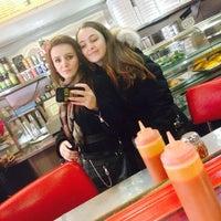 Photo taken at Lenox Hill Pizza by Edwina D on 3/19/2014