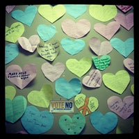 Photo taken at Minnesotans United for All Families by Cailin S. on 11/1/2012
