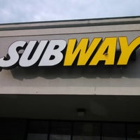 Photo taken at Subway by Marty M. on 9/16/2014
