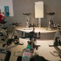 Photo taken at Fitness First by BiEBenZ T. on 4/24/2016