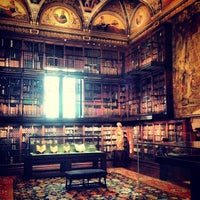 Photo taken at The Morgan Library & Museum by Gregory D. on 5/31/2013
